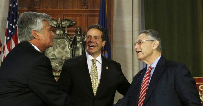 Capitol scandals raise tough questions for New York governor