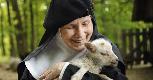 Nun who kissed Elvis helps answer abbey's prayers