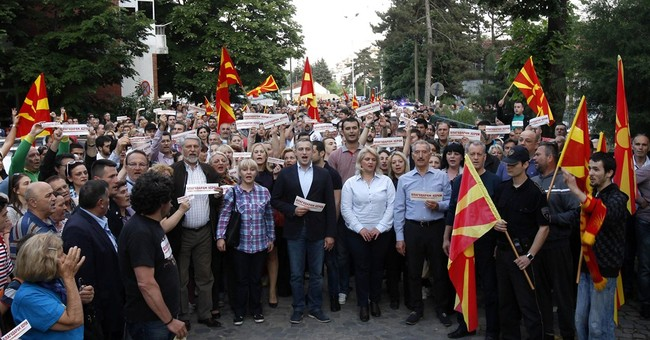 Macedonia divided: Corruption, armed rebellion splits nation