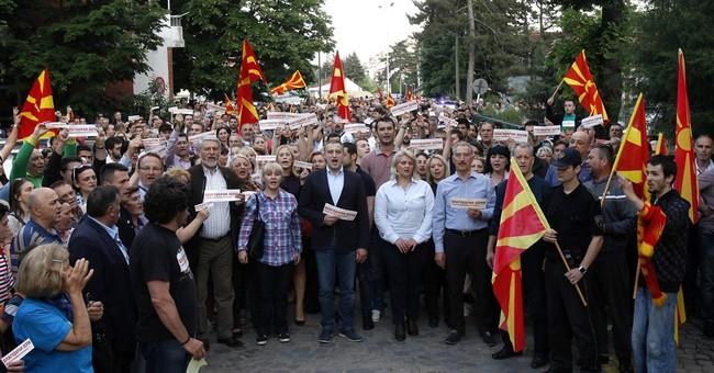 Macedonia divided: Corruption, armed rebellion splits nation