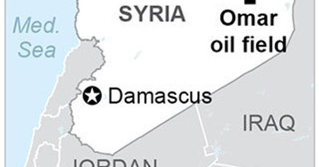 US says IS head of oil operations killed in US raid in Syria