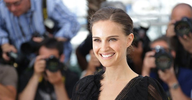 CANNES WATCH: Portman says new Israeli isn't political