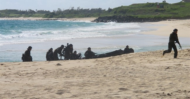 Military leaders gather in Hawaii to talk amphibious skills