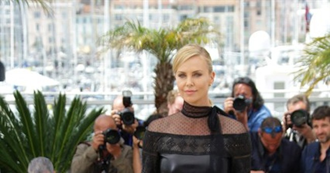 CANNES TREND: It's all eyes on shoulders on red carpet