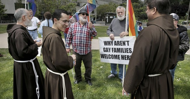Hundreds attend 'family picnic' for San Francisco archbishop