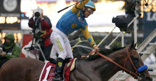 What was learned from American Pharoah's Preakness victory