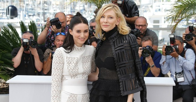Blanchett, Mara on crafting the lesbian romance of 'Carol'
