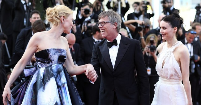 CANNES WATCH: Rooney Mara scores floaty white fashion coup