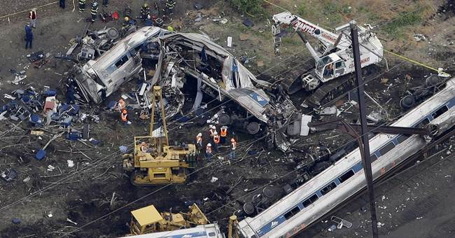 Amtrak could pay no more than $200 million to crash victims