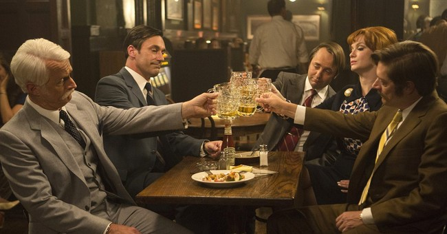 Ad it up: A splendid drama, 'Mad Men,' comes to an end