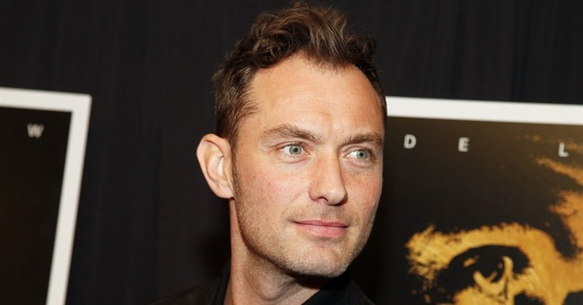 CANNES WATCH: Jude Law to play fictional pope for HBO