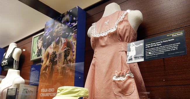 Tennis hall uses $3M museum makeover to detail game's impact