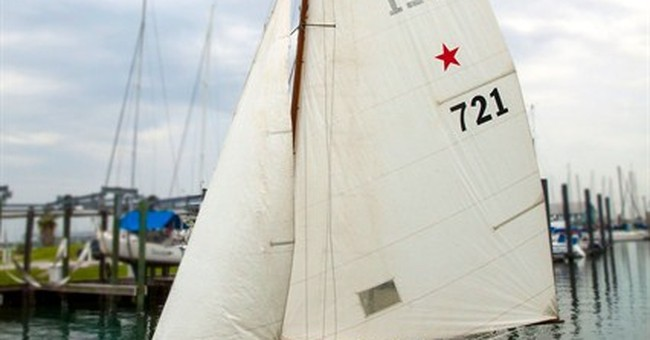 JFK's sailboat fails to sell at auction in Dallas