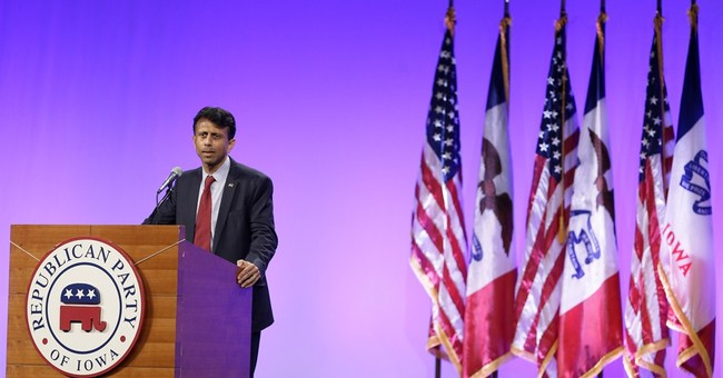 Louisiana governor forms presidential exploratory committee