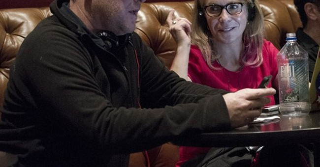 Action, she said: TV holds potential for female directors