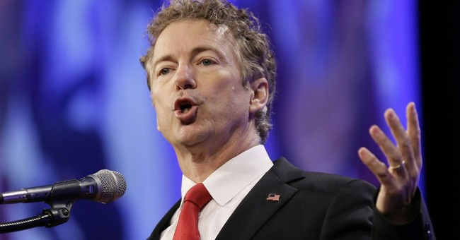Rand Paul vows to filibuster to block Patriot Act