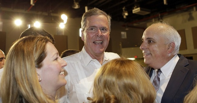 Bush returns to South Florida for grassroots PAC fundraiser