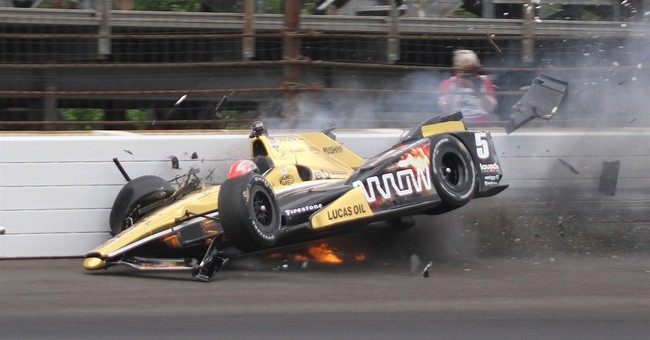 Logano: NASCAR can learn from IndyCar on safety crews