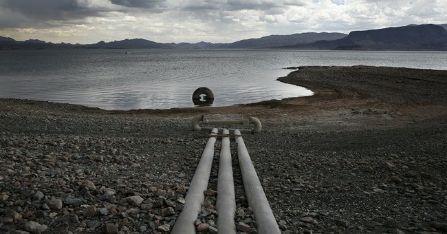 Feds project Lake Mead below drought trigger point in 2017