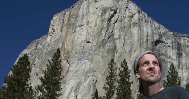 Helmet camera captured deadly Yosemite cliff jump