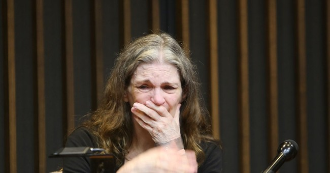 Woman guilty of murder in death, dismemberment of adult son