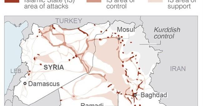 Shiite militias helping Iraq repel extremists' advance