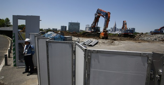 Japan plans to scale back stadium for 2020 Tokyo Olympics