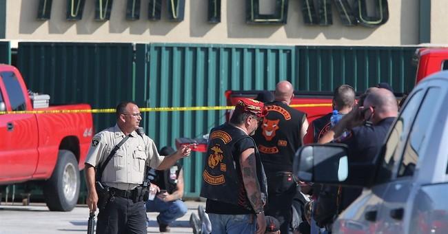 The Latest on Waco shooting: Warning on biker gang violence