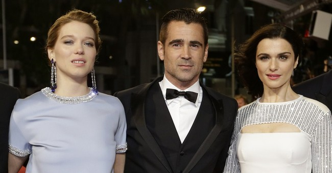 CANNES WATCH: Colin Farrell happy to be single