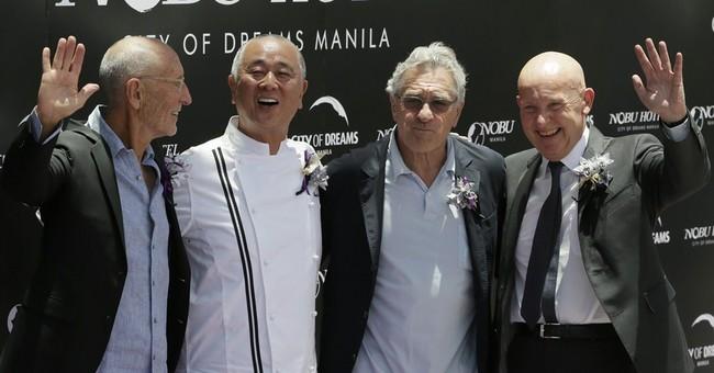 Robert De Niro opens Asia's 1st Nobu Hotel in Philippines