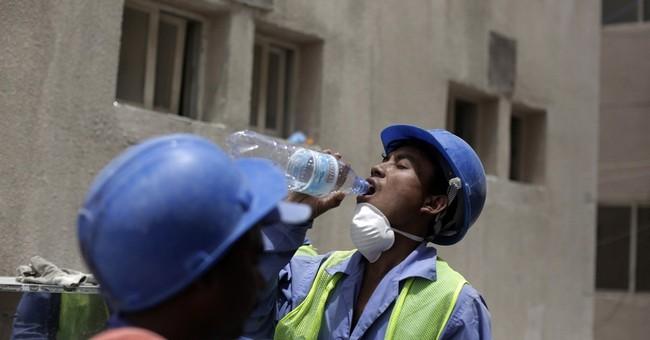 FIFA sponsors Adidas, Coke, Visa express concern over Qatar