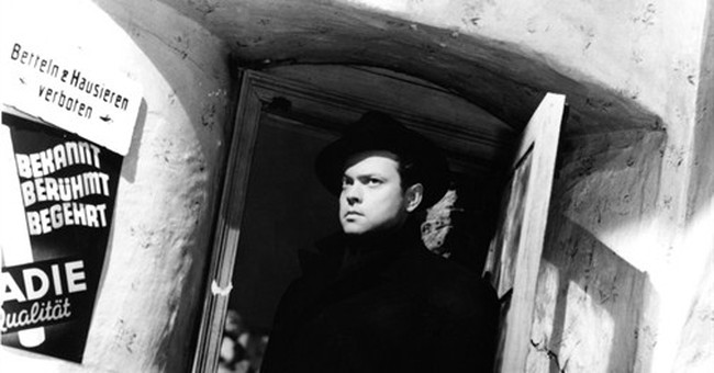 Restored 'The Third Man' emerges again from the shadows