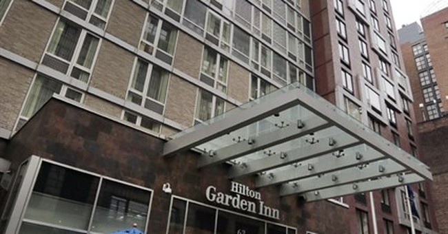 Man found dead under mattress in NYC hotel was bludgeoned