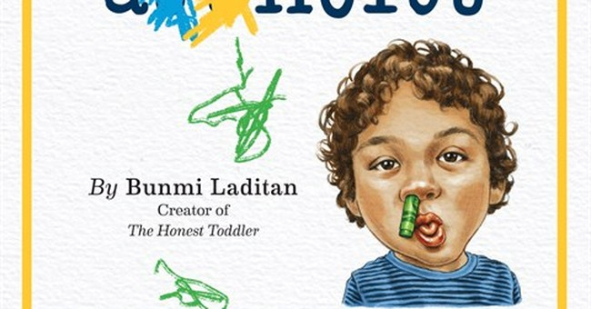 Creator of The Honest Toddler turns on the sass in new book