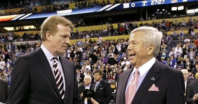Kraft: Patriots won't appeal team's fine, draft penalties