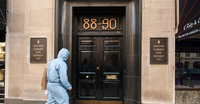 Scotland Yard arrests 9 in major London jewel heist