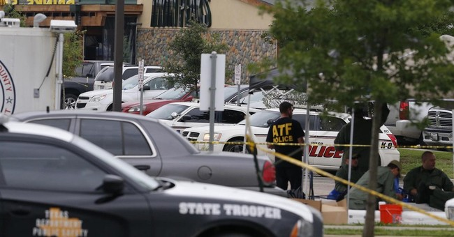 The Latest on Waco shooting: 3 suspects released briefly