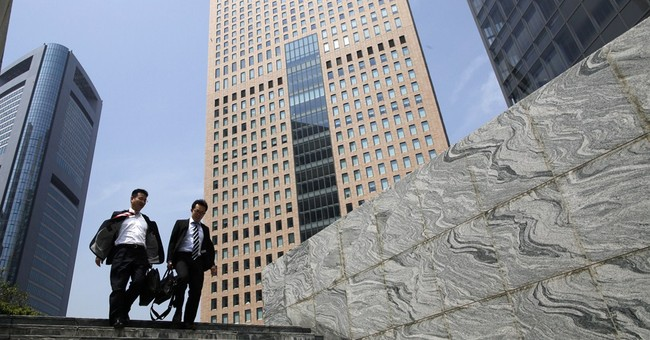 Japan economy gathers pace in 1Q as recovery takes hold