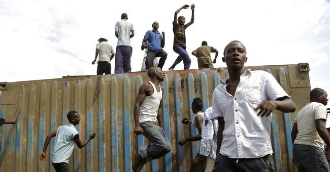 Masses of Burundi refugees show up in Tanzania