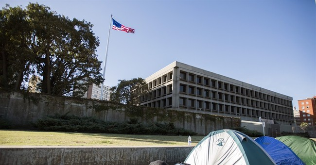 Ex-Guantanamo detainees end protest at US embassy in Uruguay