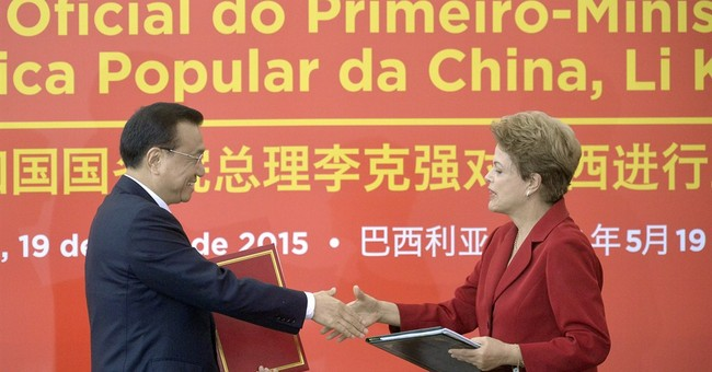 Chinese PM starts South American investment tour