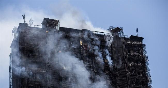 16 dead, scores injured in apartment fire in Azerbaijan