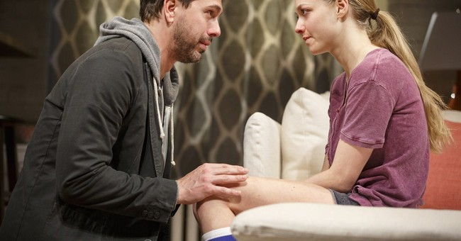 Review: Morning-after minefield in 'The Way We Get By'