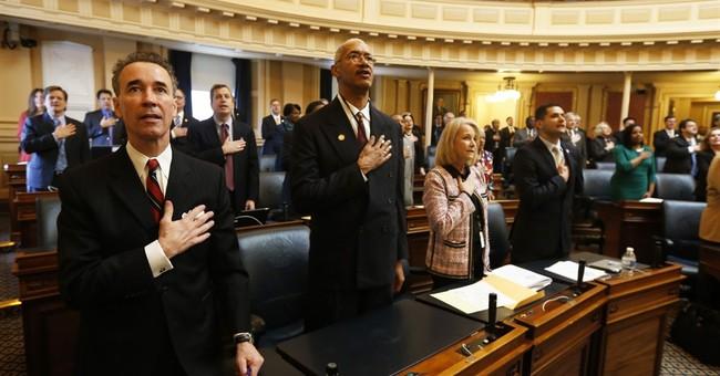 Virginia lawmaker sworn in despite sex scandal conviction