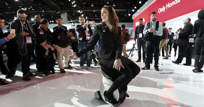 Innovation, optimism on display at Detroit auto show