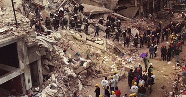 Argentine prosecutor: President allowed impunity in bombing