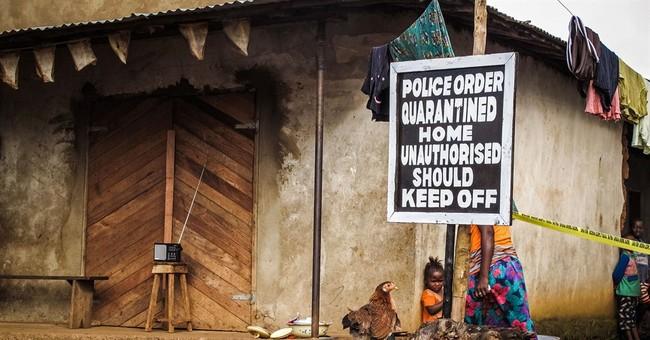 Red Cross nurse dies of Ebola in Sierra Leone