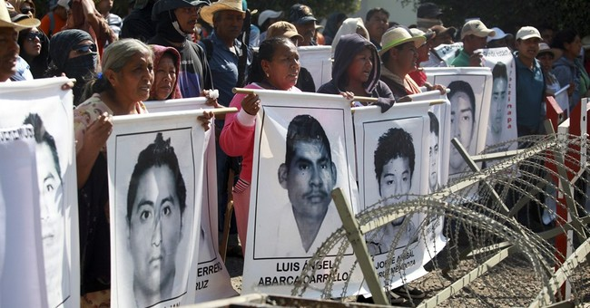 Mexico: Families can enter army bases to search for missing