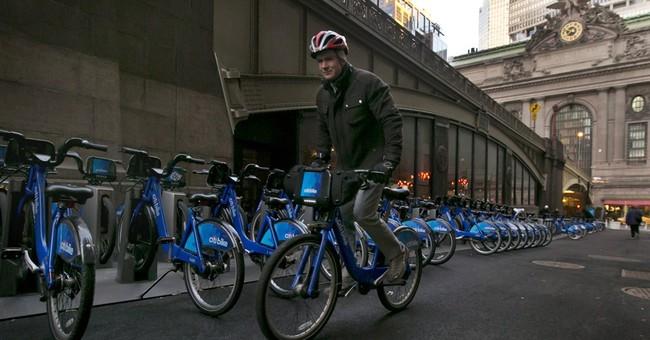 Motivated to ride a bike? Bike-share company changes name