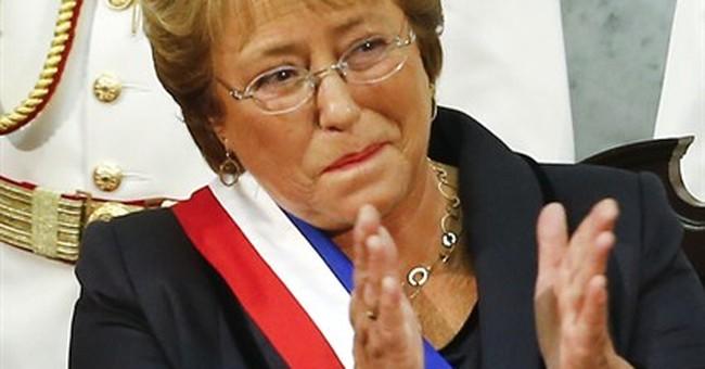 Chile ends dictatorship-era electoral system